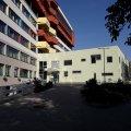 Hatvan A.S. kórház felújított fő épülete és a rehabilitációs szárny