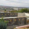 Medence oldalfal kizsaluzása