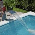Vízköpő telepítés