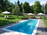 Zöldkapu vendégház úszómedencéje