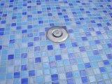 Feszített víztükrű úszómedence padlóbefúvó